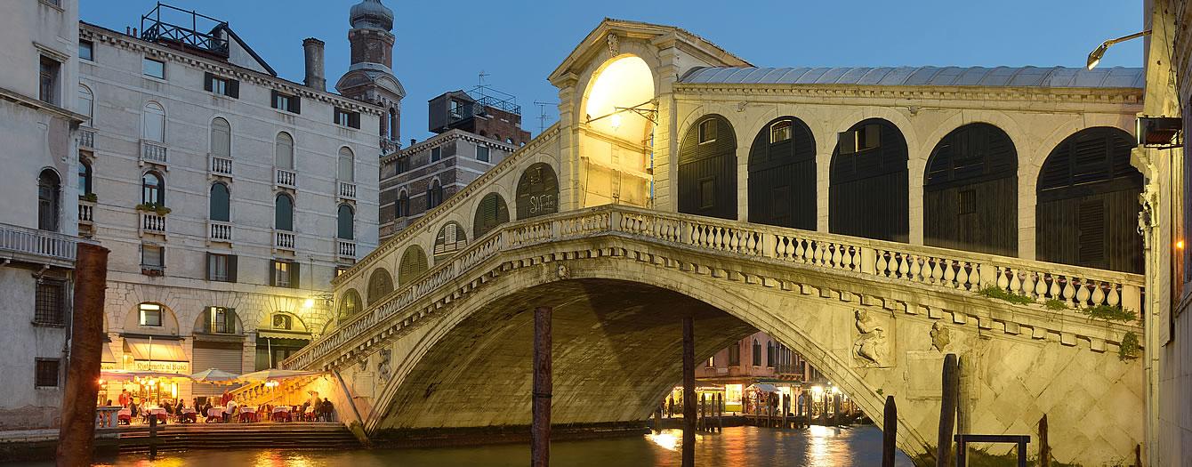 À deux pas de Venise