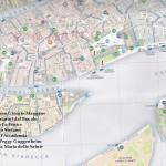 Mappa San Giorio, San Marco e Dorsoduro