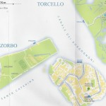 Mappa Burano, Mazzorbo, Torcello