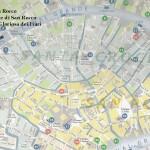 Mappa Piazzale Roma - Rialto