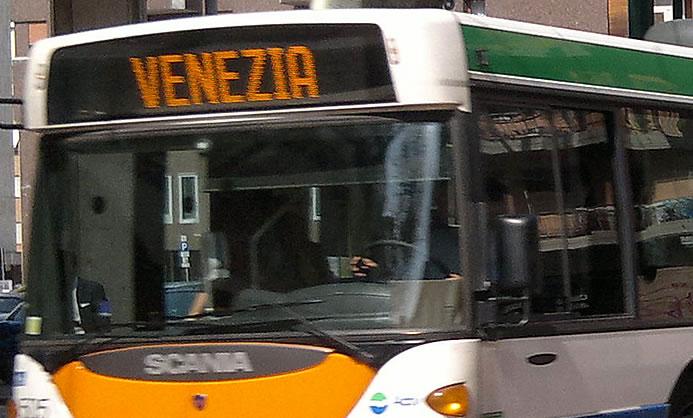 Collegamenti per Venezia